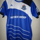 FC Edmonton football shirt (unknown year)