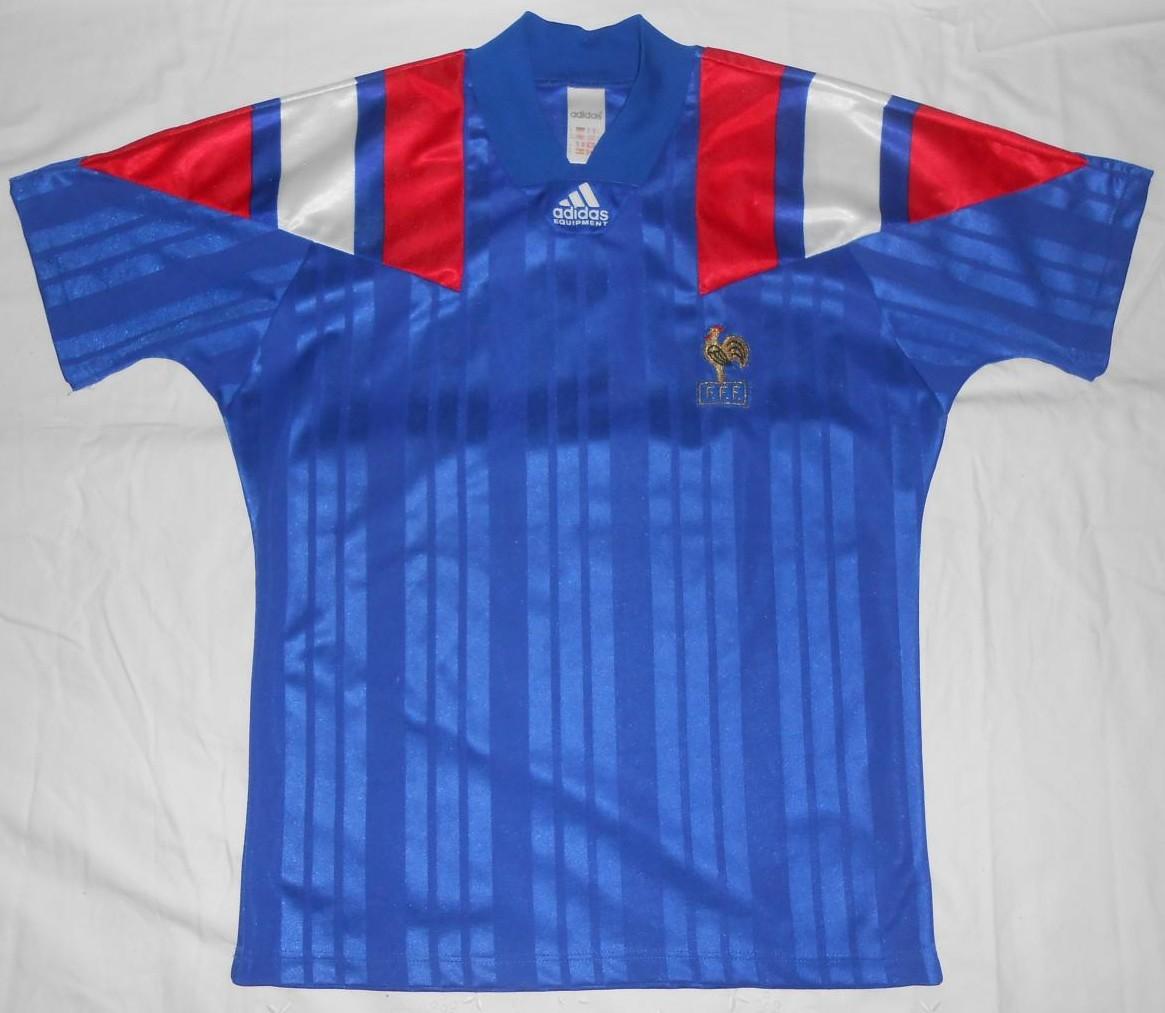 adidas frankreich trikot 1993