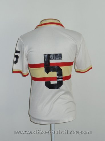 Fort Lauderdale Strikers Home baju bolasepak 1980 - 1981