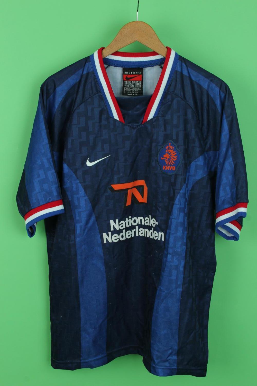 Netherlands Away Maillot de foot 1997 - 1998. 0bb028b74