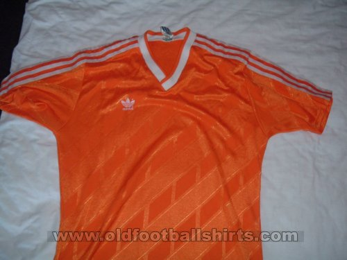 Netherlands Home football shirt 1987