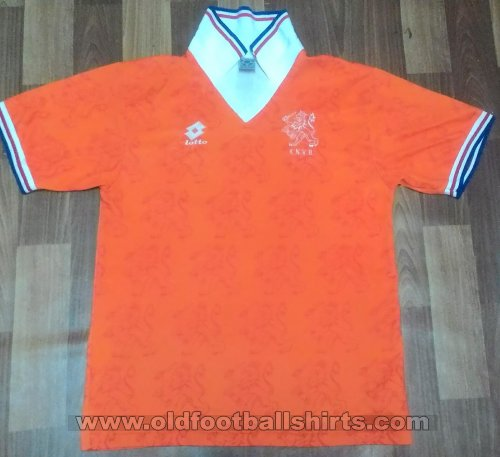 Netherlands Home football shirt 1992 - 1994