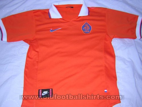 Netherlands Home football shirt 1997 - 1998