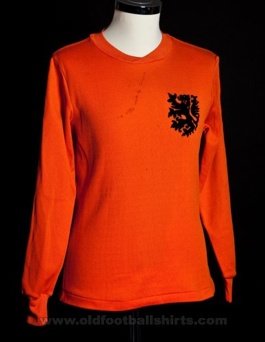 Netherlands Home football shirt 1974