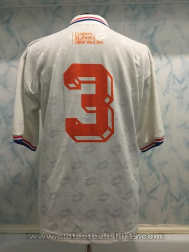 Netherlands Away football shirt 1994 - ?