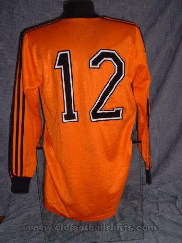 Netherlands Home football shirt 1978