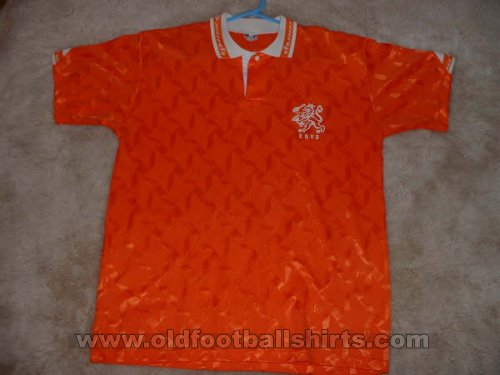 Netherlands Home football shirt 1996 - ?