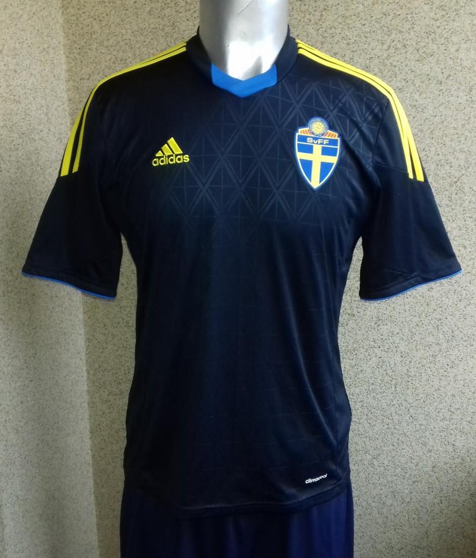 97e260a1d Sweden Away baju bolasepak 2013 - 2014.
