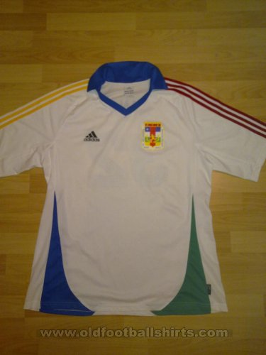 Central African Republic Home football shirt 2010 - 2011