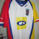 Hearts of Oak football shirt 2007 - 2010