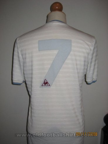 Aston Villa Away football shirt 1984 - 1985