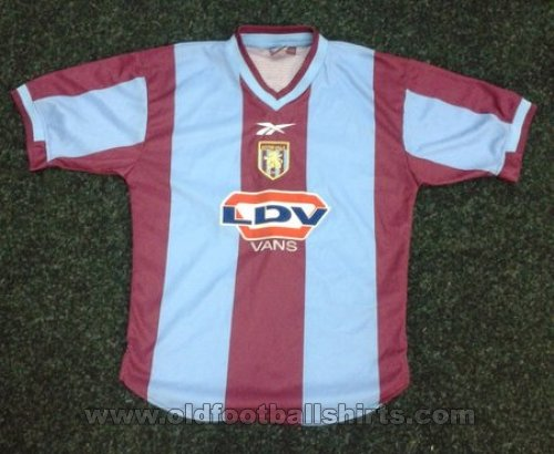 Aston Villa Home football shirt 1999 - 2000
