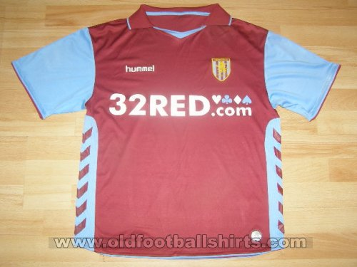 Aston Villa Home football shirt 2006 - 2007