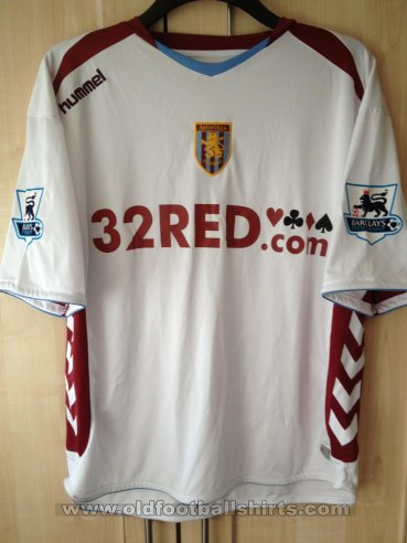 Aston Villa Away football shirt 2006 - 2007