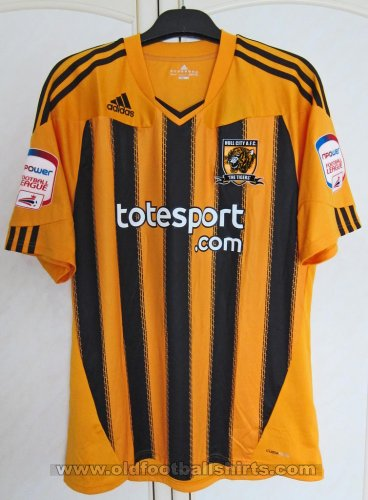 Hull City Home baju bolasepak 2010 - 2011