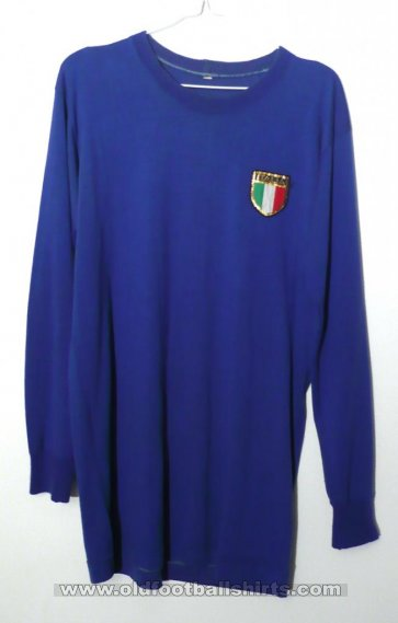 Italy Thuis  voetbalshirt  1971 - 1972