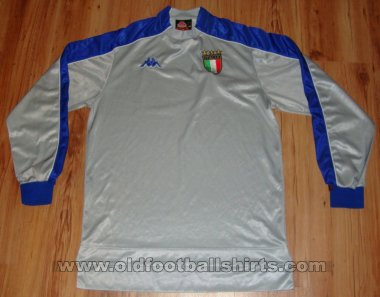 Italy Goalkeeper football shirt 1999 - ?