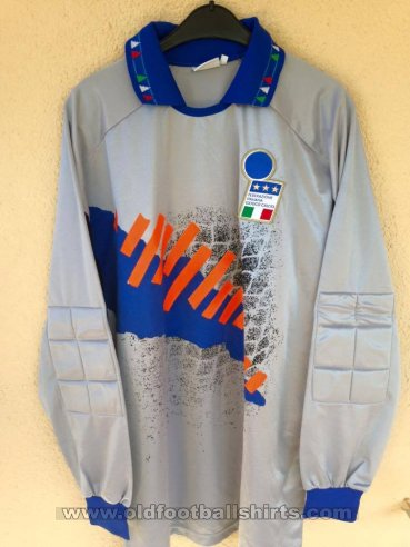 Italy Keeper  voetbalshirt  1992 - 1993