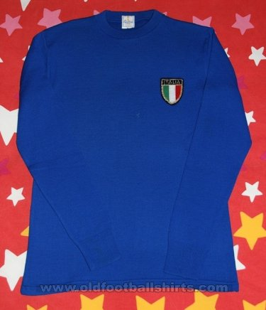 Italy Home football shirt 1978 - 1980