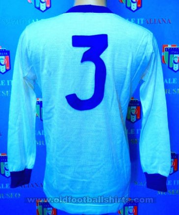 Italy Away football shirt 1978