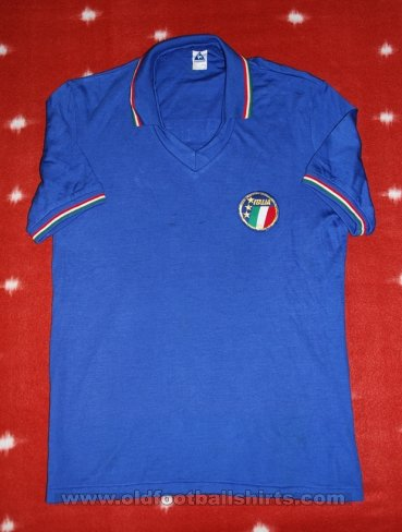 Italy Home football shirt 1985