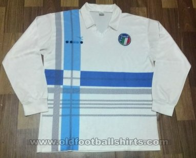 Italy Unknown shirt type 1990