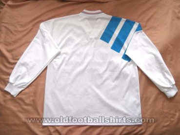 Olympique Marseille Home Fußball-Trikots 1992 - 1993