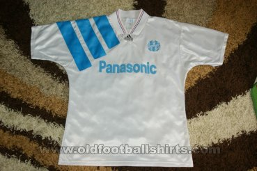 Olympique Marseille Home football shirt 1992 - 1993