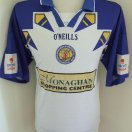Monaghan United FC football shirt 2000 - 2001