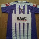 Toulouse football shirt 2007 - 2008