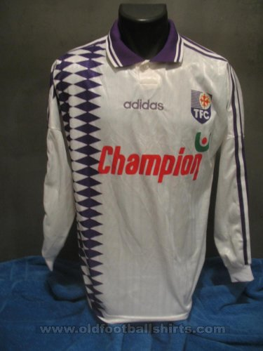 Toulouse Home voetbalshirt  1995 - 1996