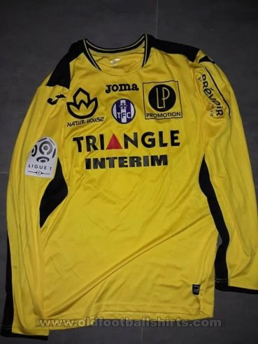 Toulouse Goalkeeper football shirt 2016 - 2017
