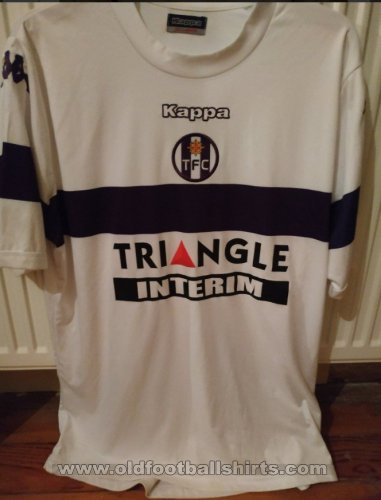 Toulouse Away voetbalshirt  2013 - 2014