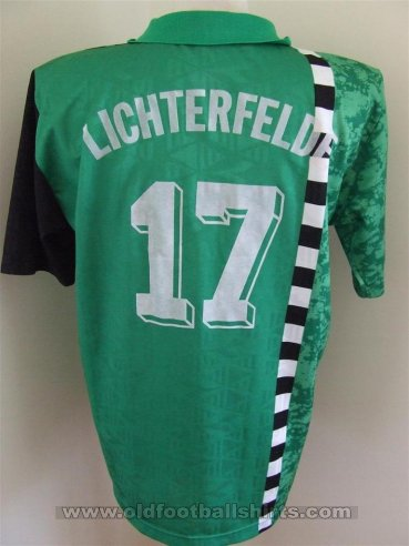SV Lichterfelde Home voetbalshirt  (unknown year)