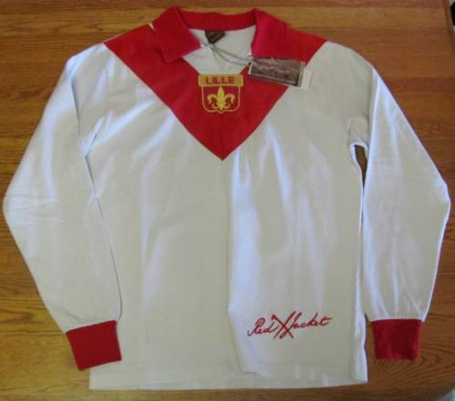 Lille retro replicas football shirt 1950 added on 2017 08 04 19 29 - Boutique vintage lille ...