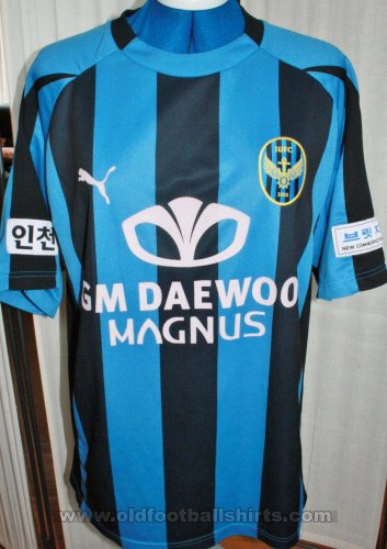 Incheon United Home football shirt 2005