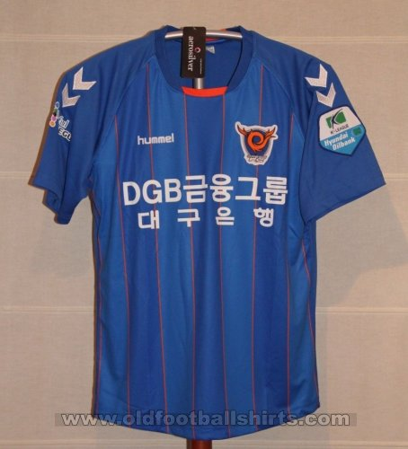 Daegu FC Home football shirt 2012