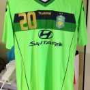 Jeonbuk Hyundai Motors football shirt 2012