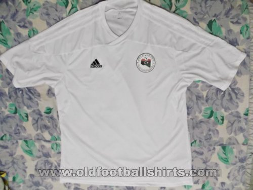 Libya Home football shirt 2012 - 2013