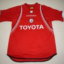 Valenciennes football shirt 2007 - 2008