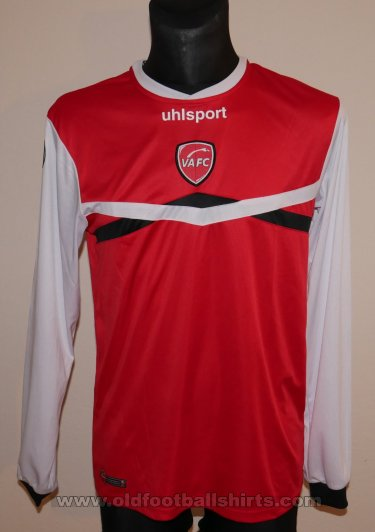 Valenciennes Home football shirt 2013 - 2014