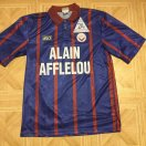 Bordeaux football shirt 1995 - 1996