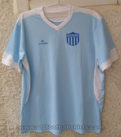 Ethnikos Piraeus Home fotbollströja (unknown year)