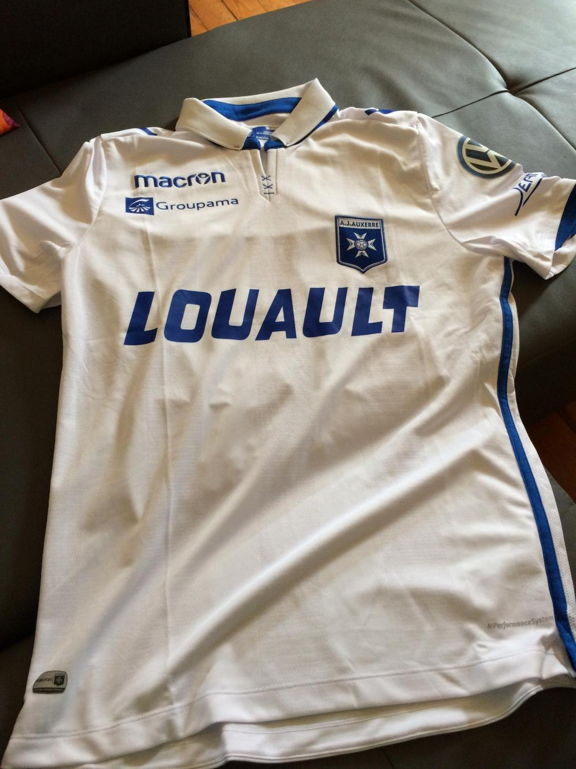 maillot auxerre 2017 2018