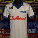 Auxerre football shirt 1987 - 1989