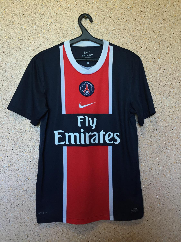 Paris Saint-Germain Home maglia di calcio 2011 - 2012.