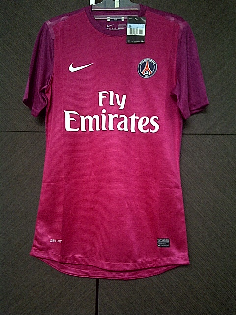 the latest 62a51 98178 Paris Saint-Germain Goalkeeper Maillot de foot 2012 - 2013.