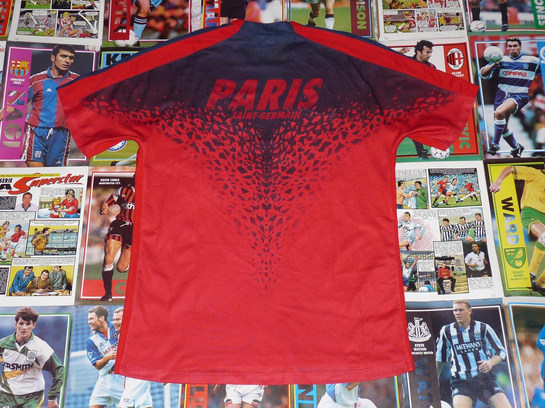 Paris Saint-Germain Allenamento/Leisure maglia di calcio 2016 - ?.