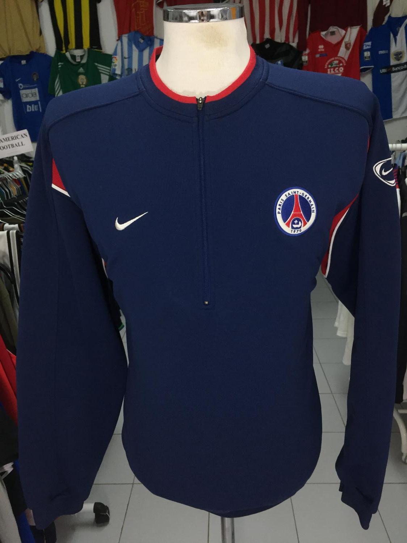 pretty nice 4d57d af833 Paris Saint-Germain Training/Leisure football shirt (unknown ...