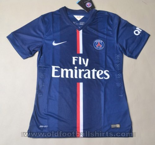 Paris Saint-Germain Home baju bolasepak 2014 - 2015